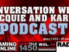 Conversation w/ Jacquie & Karen 03.27.13 Audio Podcast