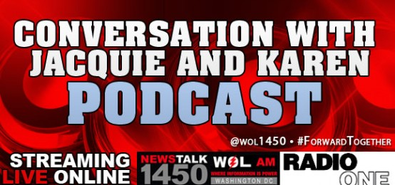 Conversation with Jacquie And Karen Audio Podcast 01.30.13